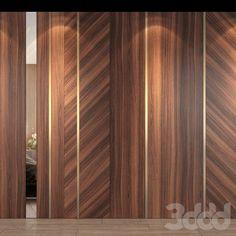 Wood Cladding Interior, Wooden Wall Cladding, Wall Cladding Designs, Wooden Wall Panels, Interior Walls, Wood Wall Design, Wall Decor Design, Office Interior Design, Interior Design Living Room
