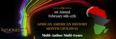 Authors from Everywhere! : Celebrating African American History Month Giveawa...