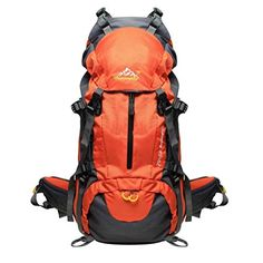 Hiking Backpack, Bags Shop Daypack with Waterproof Rain Cover for Outdoor Camping Travel DETAILS: Material: Nylon; Camping In The Rain, Tent Camping, Camping Gear, Outdoor Camping, Survival Backpack, Hiking Backpack, Backpack Bags, Best Ultralight Backpack, Ultralight Backpacking