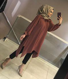 Hijab Fashion Summer, Modern Hijab Fashion, Muslim Women Fashion, Hijab Fashion Inspiration, Islamic Fashion, Abaya Fashion, Hijab Style Dress, Hijab Chic, Moda Hijab