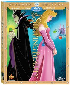 One of my very favorite Disney movies growing up was Sleeping Beauty. Such a classic! I remember pretending to be Princess Aurora and particularly loving her three fairy godmothers. The scene where...