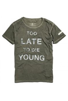 Too Late To Die Young REPLAY