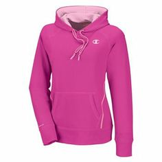 Look cool while keeping warm with the Champion Pro Tech Hoodie. just no pink Running Fashion, Fitness Fashion, Bikini For Women, Fleece Hoodie, Workout Wear, Look Cool, Sport Outfits, Active Wear, Champion
