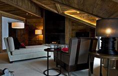 The Alpina Gstaad, Switzerland-Junior Suites