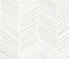 Herringbone Hues of Grey by Friztin fabric by friztin on Spoonflower - custom fabric