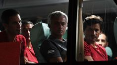 Jose Mourinho Drills Man Utd Players in Training Immediately After 11-Hour Flight From China