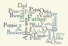 father. Happy Father's Day!!