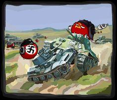 Polandball: Image Gallery | Know Your Meme