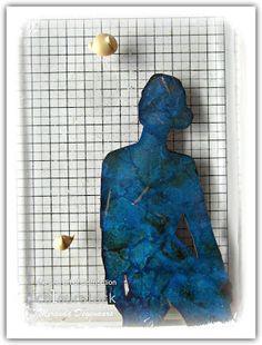 Gelli-plate inspirations - Miranda Degenaars - Step by Step tutorial for making layered prints on a Gelli Plate Printing, Printing On Fabric, Modern Stained Glass, Gelli Arts, Plate Art, Small Art, Art Journal Inspiration, Art Techniques, Art Tutorials