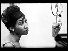 "Aretha Franklin - A Change Is Gonna Come / Sublime song from the Queen of Soul.  From the Atlantic album ""I Never Loved a Man The Way I Love You""  1967"