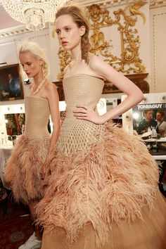 Giles Spring 2014 Ready-to-Wear