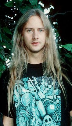 Jerry Cantrell on Pinterest   Jerry O'connell, Chains and ...
