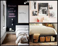É possível decorar para 2 sem brigas. Eu juro! http://meuestilodecor.com.br/como-decorar-o-quarto-de-recem-casados-sem-briga/