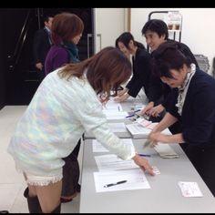 熊坂仁美さんセミナー