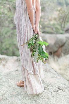 Фотосессия в стиле бохо от Lindsey Brooke Photographie    #wedding #bride #flowers