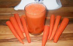 Ze dronk wortelsap voor 8 maanden en er gebeurde iets ongelooflijks…Na 8 maanden KANKER gestopt !!!