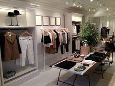 Club Monaco Westbourne Grove Women's Shop   #London