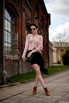 Poland EM Fashion Street Style Women #Women #street #fashion