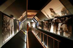 Museum Re-enacts History's Heroism