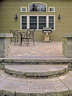 More patio pavers