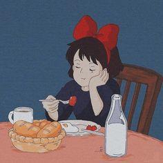 Studio Ghibli Art, Studio Ghibli Movies, Studio Ghibli Characters, Anime Characters, Arte Punk, Japon Illustration, Hayao Miyazaki, Anime Scenery, Cartoon Wallpaper