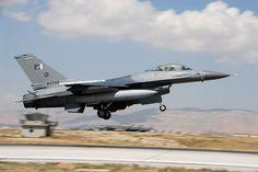 PAF F-16 crashes near Sargodha