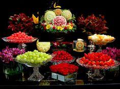 mesa de frutas - Pesquisa Google