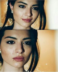 Beauty Make Up, Hair Beauty, Empire State Of Mind, Turkish Beauty, Dress Makeup, Turkish Actors, Girls Dream, Every Girl, Beautiful Actresses