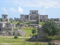 Don't miss a visit to these ancient sites in the Yucatan Peninsula