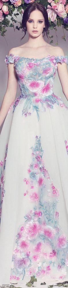 Fadwa Baalbaki Couture Spring 2016