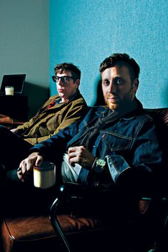 The Black Keys - saw them on tour  with Kings of Leon