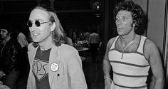 John Lennon & Tom Jones