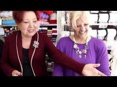 Güler Erkan Sizlerle - TİTANYUM İŞİ (çiçek yaprağı yapımı) - YouTube Ribbon Work, Beaded Jewelry, Diy And Crafts, Youtube, Fashion, Hands, Moda, Fashion Styles, Pearl Jewelry