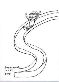 Juxtapoz Magazine - Juxtapoz x Superflat: David Shrigley David Shrigley, Superflat, Ligne Claire, Simple Illustration, Types Of Art, Les Oeuvres, Art Inspo, Painting & Drawing, Doodles