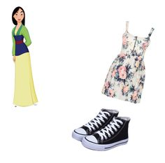 """Untitled #17"" by celinebean-1 on Polyvore featuring DeWitt and Cameo Rose"