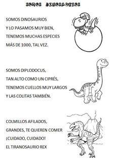 Pagina nueva 1 Dinosaur Projects, Dinosaur Crafts, Dino Craft, Dinosaur Theme Preschool, Preschool Education, Spanish Lessons, Toddler Activities, Kids Learning, Homeschool