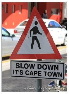 slow down CT by Nikki Hayley-Hughes