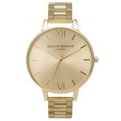 Olivia Burton OB13BL08BS Big Dial Damen-Uhr | juwelier-haeger.de