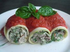 Like Italian? Try These This Raw Vegan Manicotti Dish Today!