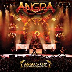 Angra - Angels Cry 20th Anniversary Tour Album (2013)