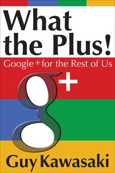 Saturday night special to commemorate my first day on Pinterest: Free copy of What the Plus! http://bit.ly/GR5mXR. While they last!