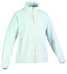 Galvin Green Ladies Blanche Windstopper Jacket White/Gold BLANCHE,amp