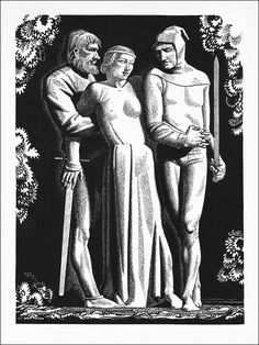 """ Today's Classic: William Shakespeare illustrated by Rockwell Kent "" Rockwell Kent, Scratchboard, Paris Art, Art Deco Design, Famous Artists, American Artists, Art Reproductions, Online Art Gallery, Vintage Art"