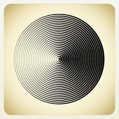 Charline Lancel, abstract and fine art photography: Marina Apollonio Geometric Symbols, Geometric Art, Ring Around The Moon, Music Visualization, Futurism, Graphic Design Art, Op Art, Optical Illusions, Islamic Art