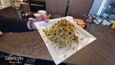A filling vegan entree Marilyn Denis Recipes, Great Recipes, Yummy Recipes, Recipies, Favorite Recipes, Pasta Recipes, Cooking Recipes, Cauliflower Pasta, Vegetarian Recipes