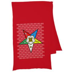 Order of the Eastern Star Scarf OES