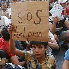 Brasil acolhe mais sírios que países na rota de refugiados
