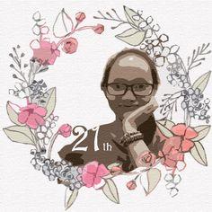 Desita's birthday pic. 040416