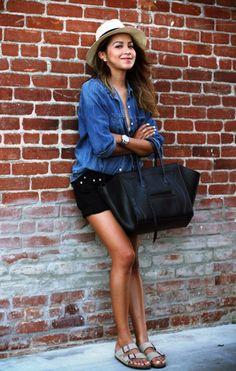 Fashion Friday: A volta das papetes- birkenstock | CBBlogers