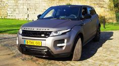 Great Car! Range Rover Evoque ;)